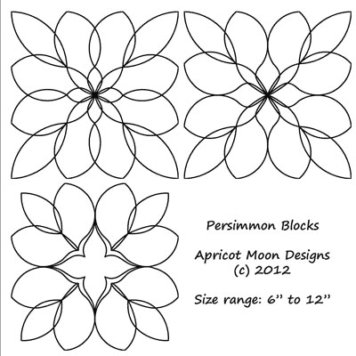 Persimmon Blocks - Digital AM_P_BLK_DIGITAL