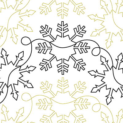 Snowflakes - Digital SR-SNO_DIGITAL