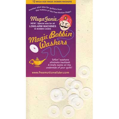 Magic Bobbin Washers-Longarm SSQ-MBW-Longarm