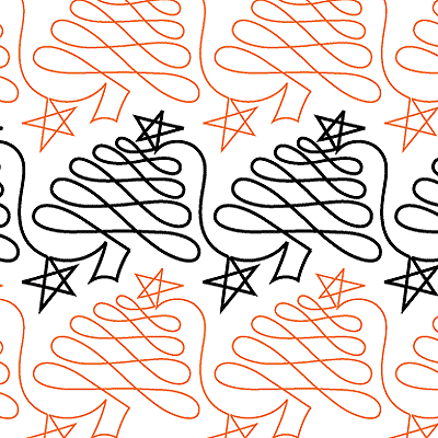 Christmas Doodle Trees - Digital UE-CD-T_DIGITAL