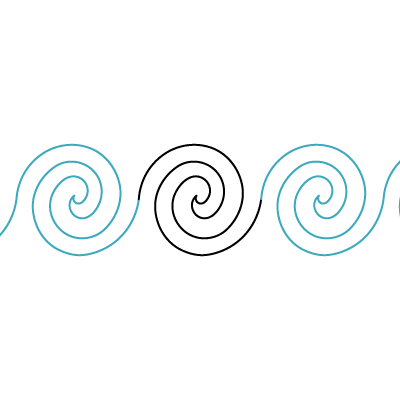 Swirls - Digital DBD-SWRL-BDR_Digital