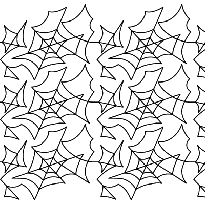 "Spider Web - Paper - 10"" DS-DH772"
