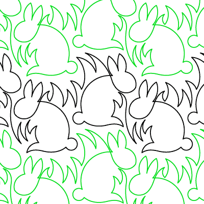 Bunnies - Digital LQ-BUN_DIGITAL