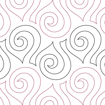 Seashell Swirl - Digital SAM-SSW_DIGITAL